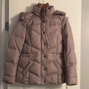 Esprit down/feather filled winter coat